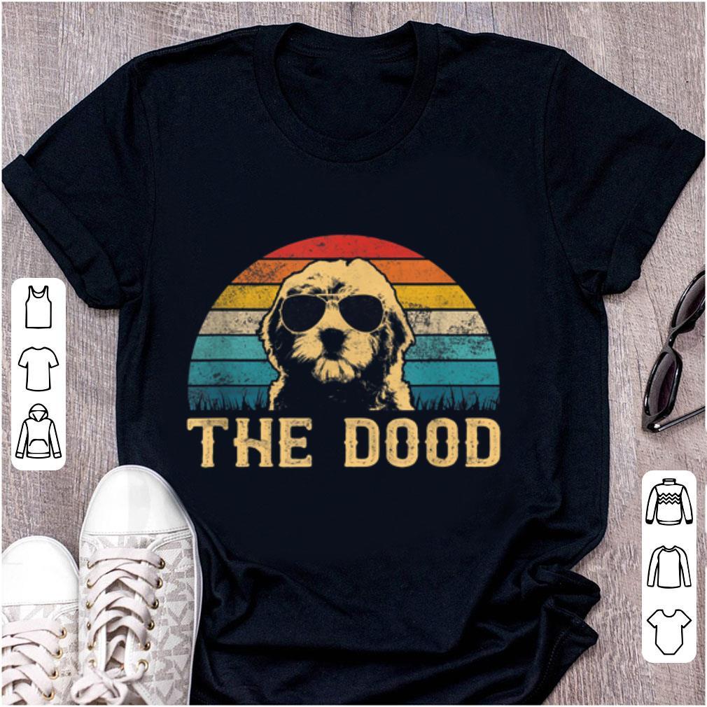 Nice Vintage Goldendoodle The Dood Shirt 1 1 1.jpg