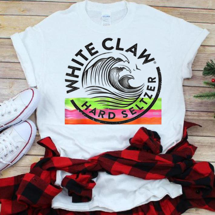 Official White Claw Drinking Beer Hard Seltzer shirt