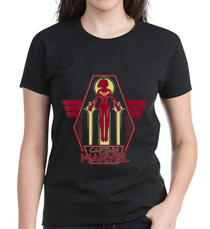 Pretty Marvel Captain Marvel Airborne Carol Danvers shirt