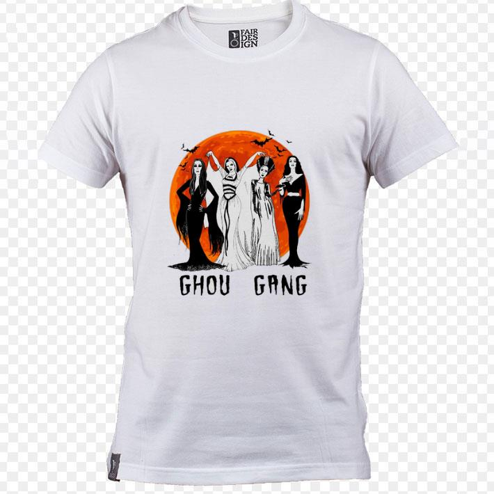 Top Ghoul Gang Sunset Halloween shirt