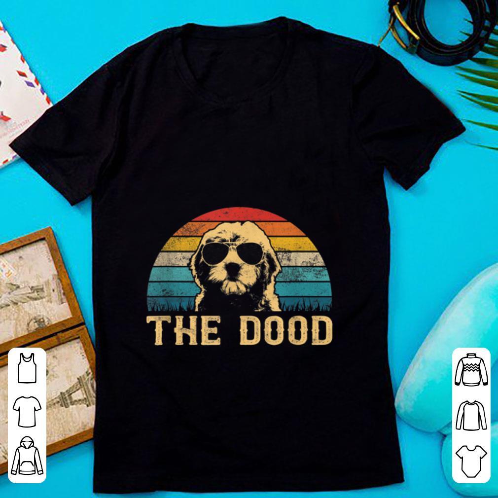 Top Vintage Goldendoodle The Dood Shirt 1 1.jpg