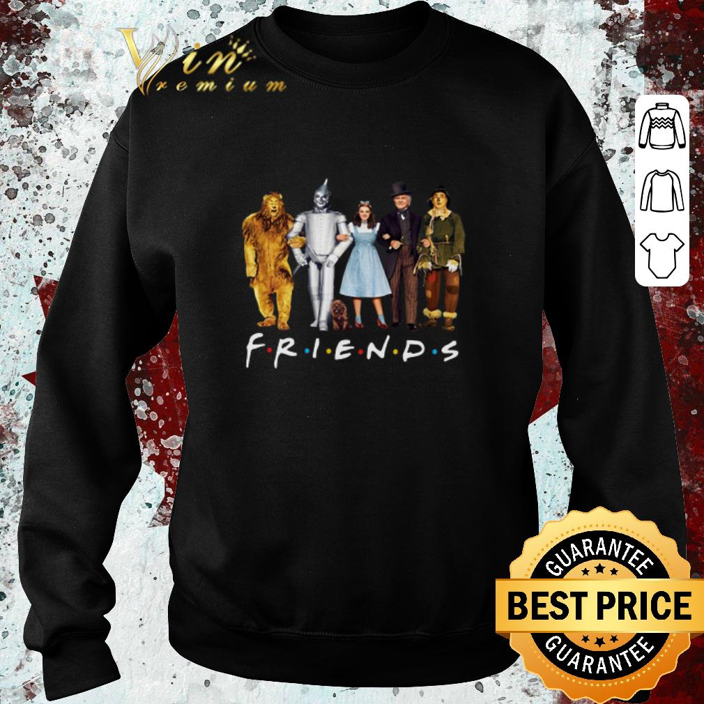 Awesome The Wizard Of Oz Friends TV Series shirt