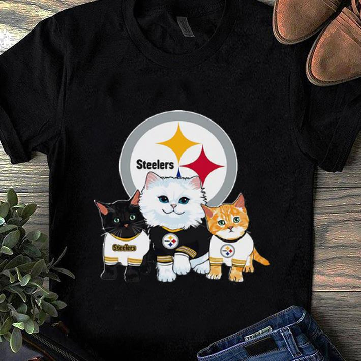 Nice Cats Pittsburgh Steelers NFL shirt