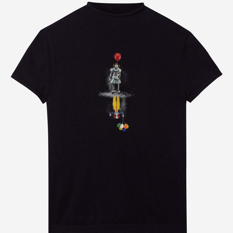 Nice Pennywise Water Reflection Mirror shirts
