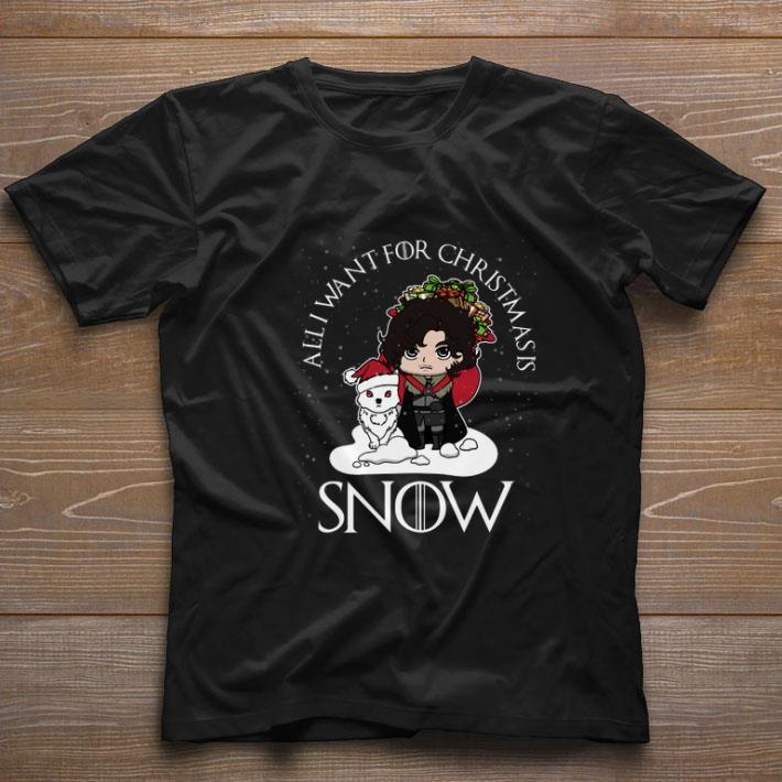 All I Want For Christmas Is Jon Snow Game Of Thrones Shirt 1 1.jpg