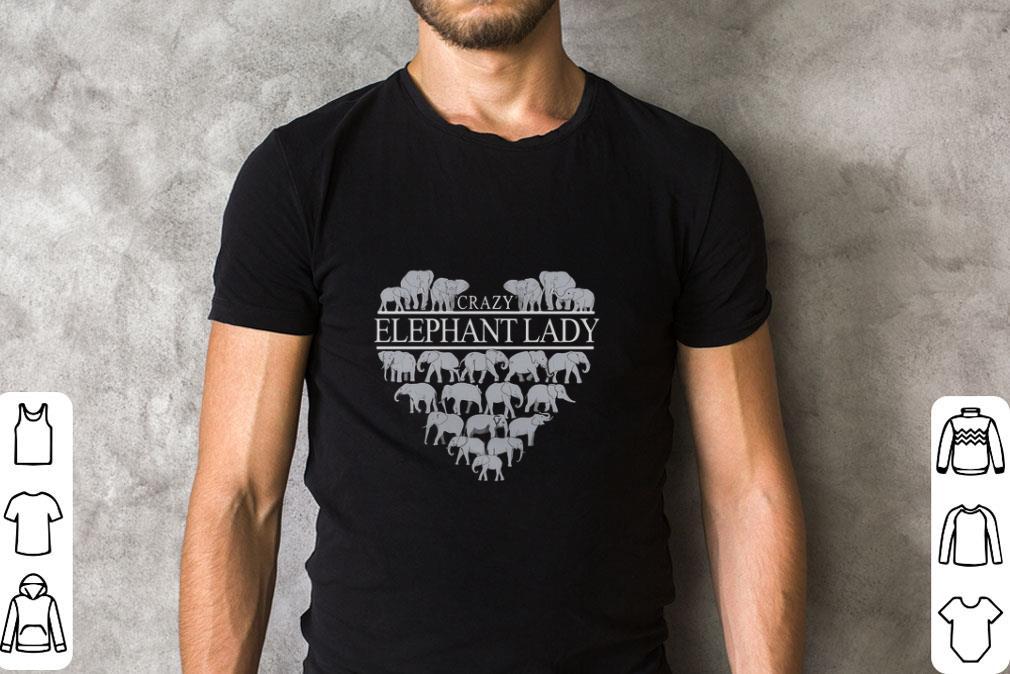 Awesome Crazy Elephant Lady Heart Shirt 2 1.jpg