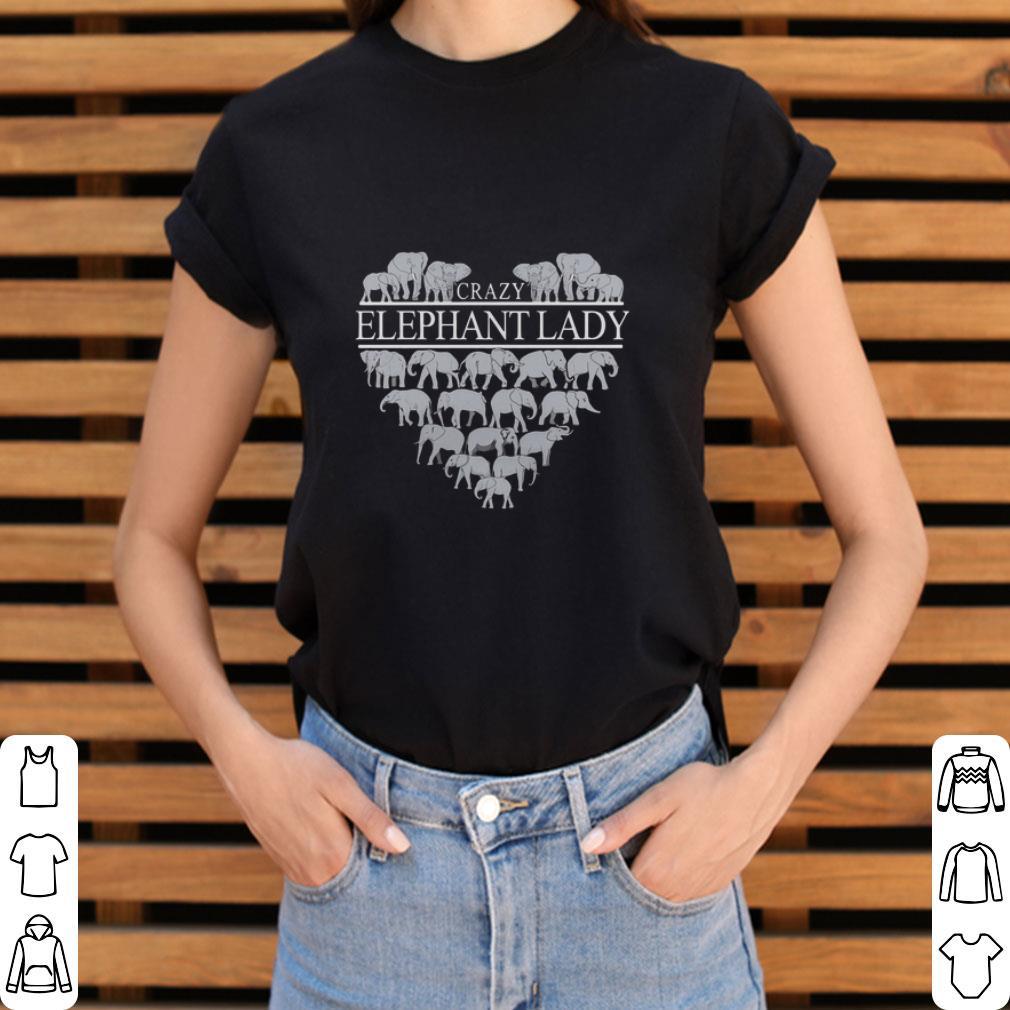 Awesome Crazy Elephant Lady Heart Shirt 3 1.jpg