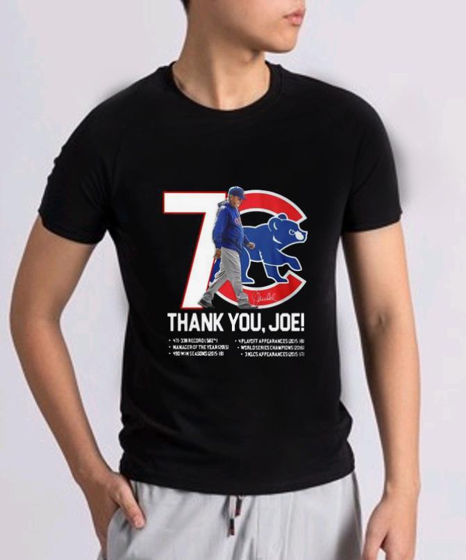 Hot 7 Chicago Cubs Thank You Joe Maddon Rumors Shirt 2 1.jpg