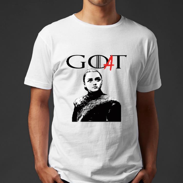 Pretty Game Of Thrones Arya Stark Goat shirt