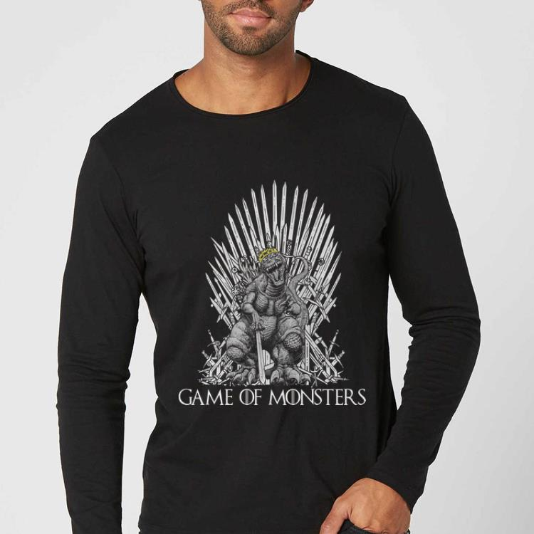 Pretty Game Of Thrones Game Of Monsters shirt