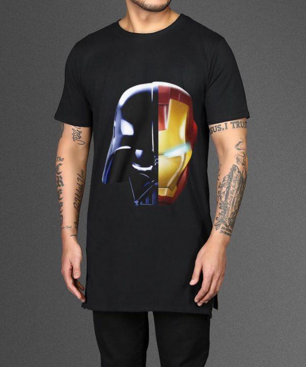 Top Star Wars Darth Vader Iron Man Avengers Endgame shirt