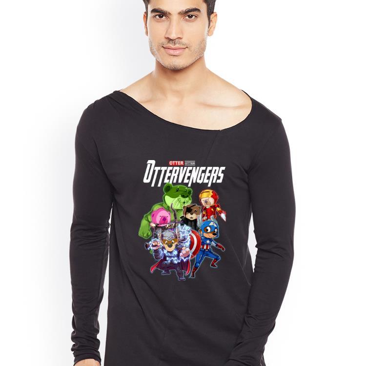 Hot Marvel Avengers Otter Ottervengers Superheroes shirt