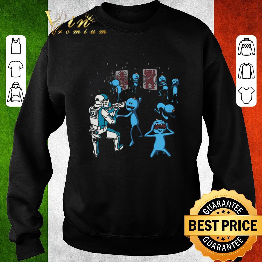 Premium Meeseeks and Destroy Star Wars shirt