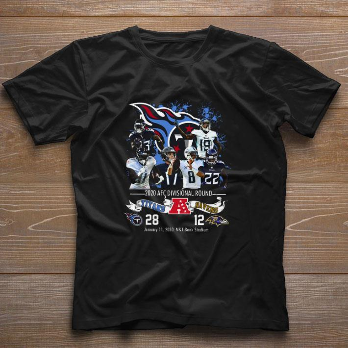 Awesome 2020 Afc Divisional Round Tennessee Titans Vs Baltimore Ravens Shirt 1 1.jpg